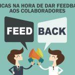 7 dicas na hora de dar feedbacks aos colaboradores