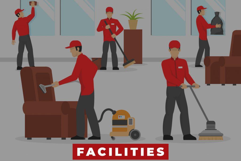 O que é Facilities?