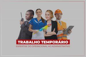 Contratação e Terceirização de Trabalho Temporário